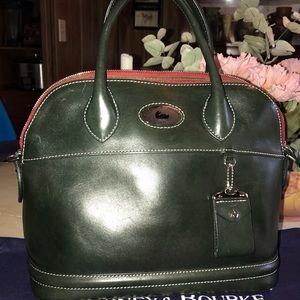 Dooney & Bourke Ivy Green Florentine Handbag